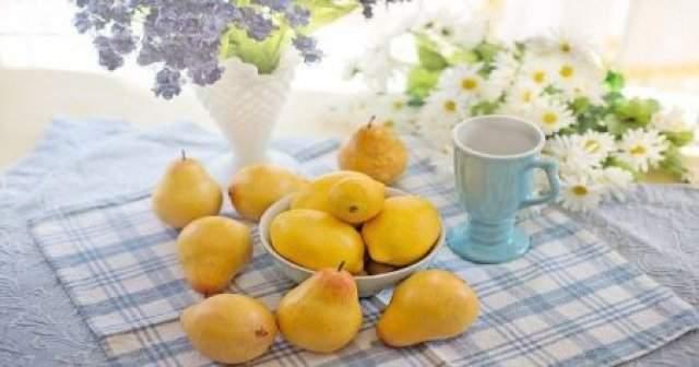 Armut Hangi Mevsimin Meyvesidir Hangi Ayda Yenir