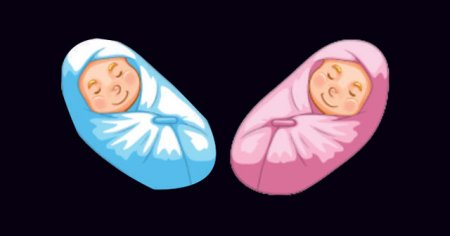 Erkek Bebek ve Kız Bebek Anne Karnında Hangi Tarafta Olur
