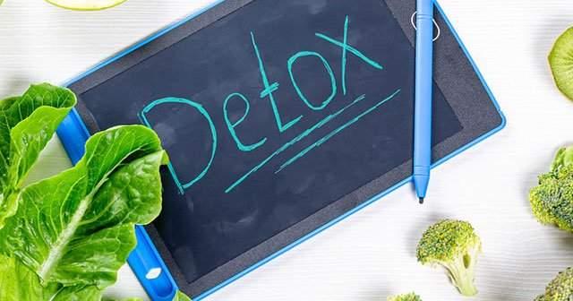 3 Günlük Detoks Diyeti İle 3 Kilo Verdiren Diyet Listesi