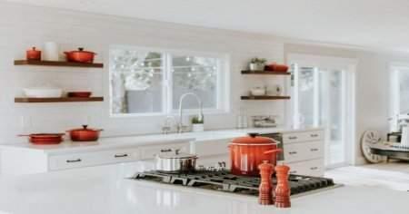 Modern Mutfak Dekorasyonu İçin Uzmanından Harika Öneriler