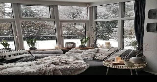 Bayılacağınız harika 9 kış bahçesi dekorasyon önerisi