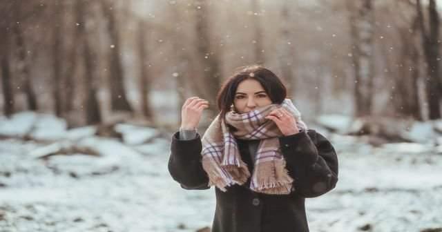 Soğuk havanın cilde duyunca şaşıracağınız zararları
