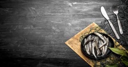 En lezzetli fırında hamsili pilav nasıl yapılır?