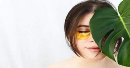 Kaz ayağı kırışıklıklarını gidermek için botoks etkili 7 doğal maske